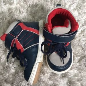 Koala Kids Toddler Boys High Top Sneakers Size 6
